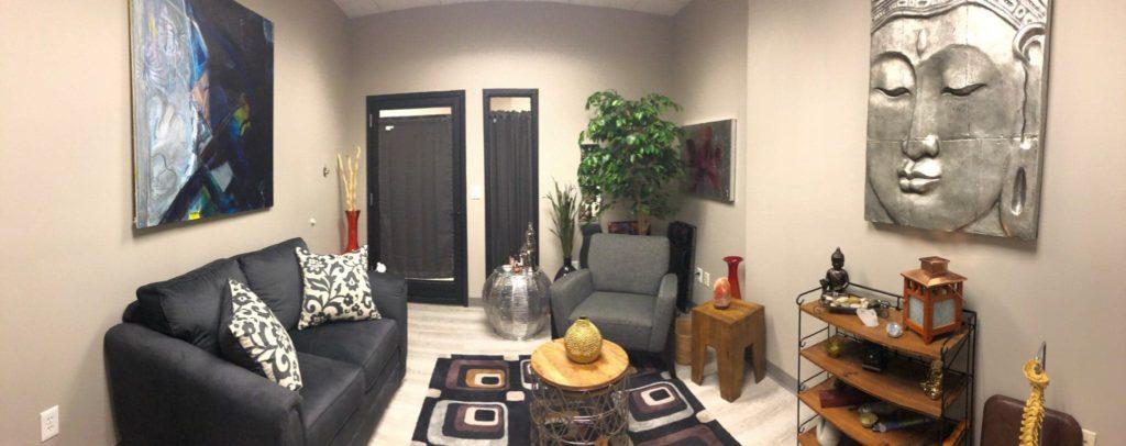 Radikal Healing Suite Sitting Room 2